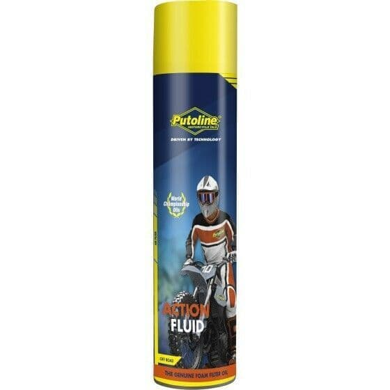 Putoline Action Fluid Spray MX Motocross Off Road Motorbike Foam Air Filter Oil